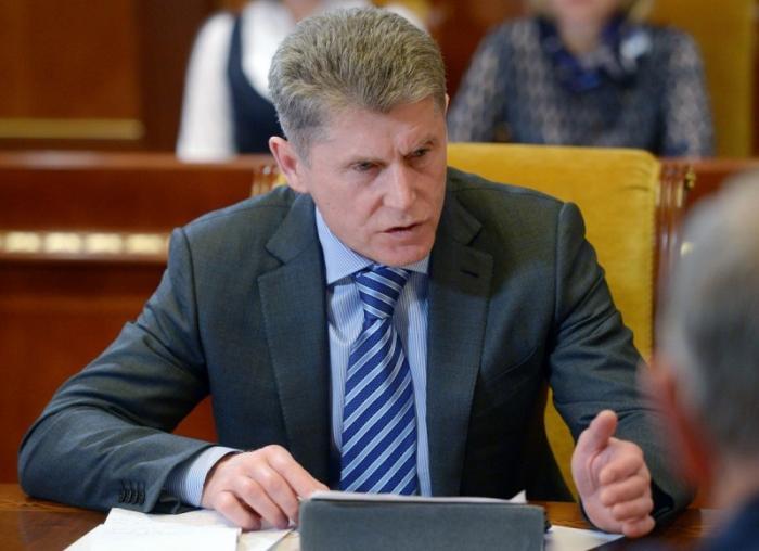 На выборах в Приморье победу одержал Олег Кожемяко