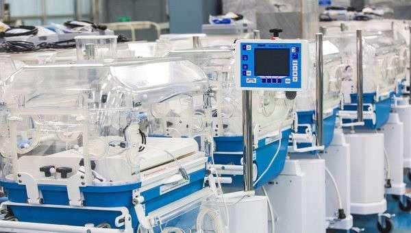 Корпорация Ростех представила импортозамещающее медоборудование