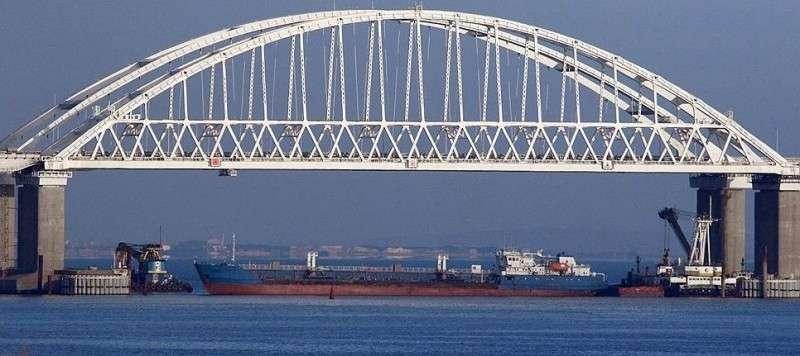 Как «коварная» Россия блокирует «украинские» суда в Керченском проливе