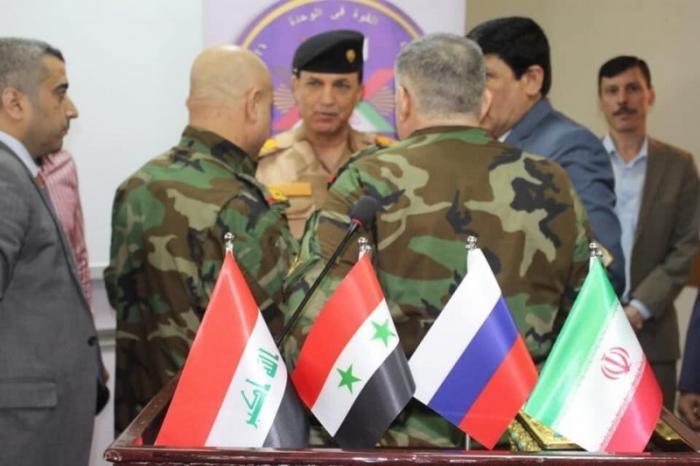 Разведки России, Ирака, Ирана и Сирии обменялись разведданными в Багдаде