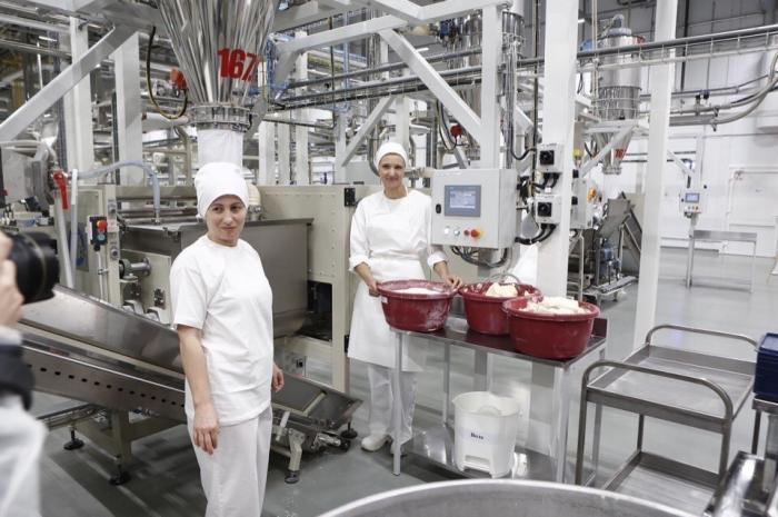 Краснодар. Открыт комбинат хлебопродуктов мощностью более 70 тыс. твгод
