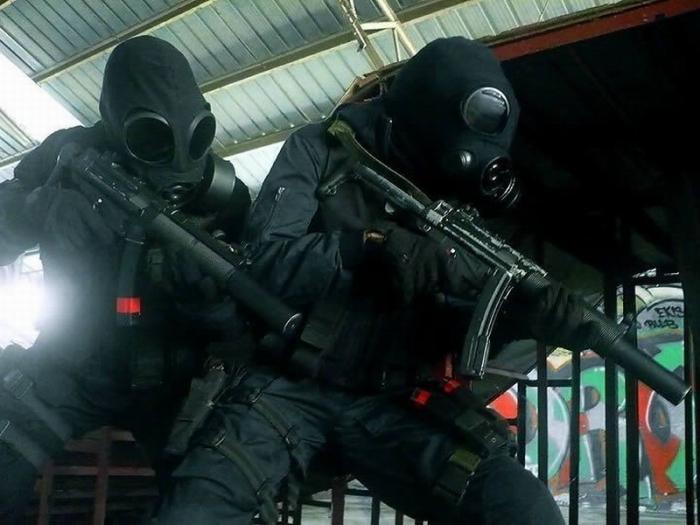 Разведка ДНР начала охоту на спецназ Англии «SAS»