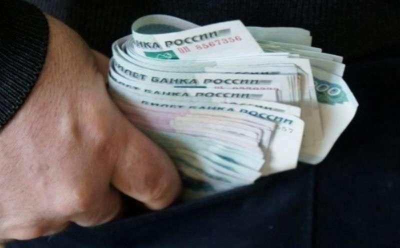 В Самарской области задержали полковника Рабинович при получении крупной взятки