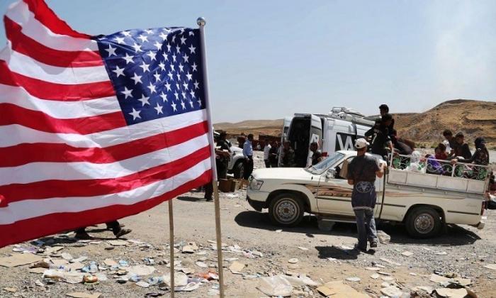 Кто заставил террористов из США и Коалиции уйти из Сирии