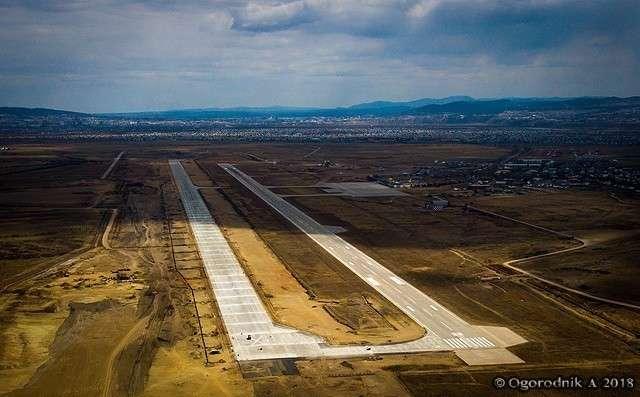 ВУлан-Удэ открыли новую взлетно-посадочную полосу ваэропорту «Байкал»