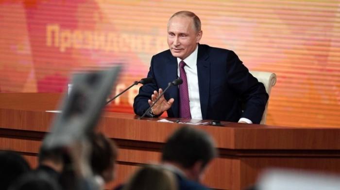 Большая пресс-конференция Владимира Путина состоится сегодня 12:00