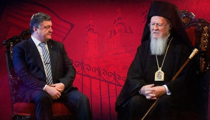 Украинская церковь «стамбульского прихода» – Путин рассекретил бенефициаров проекта