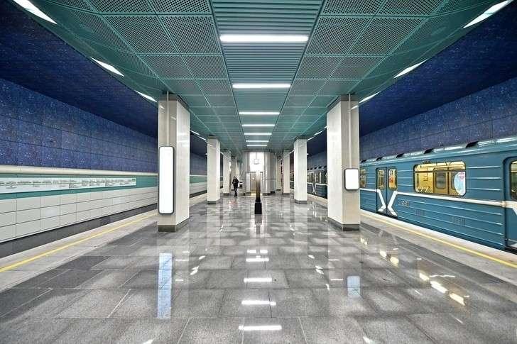 ВМоскве открыли станцию метро «Беломорская»