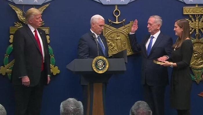 Отставка главы Пентагона Джеймса Мэттиса: как изменится позиция Вашингтона по Сирии
