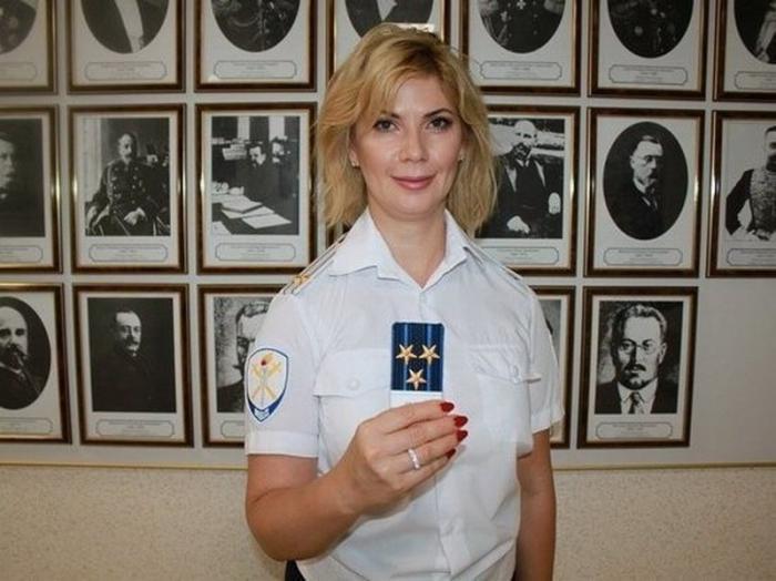 Полковник МВД Вера Рабинович по прозвищу «Верка-Банкомат»