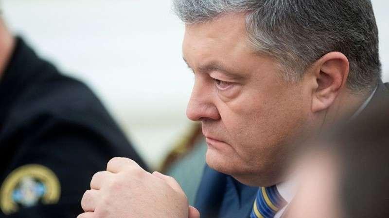 Верховная Рада Украины попросила Петра Порошенко объявить войну России