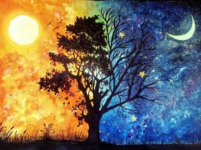 День зимнего солнцестояния и Полнолуние 22 декабря 2018. Астрономический Новый Год и Коляда!