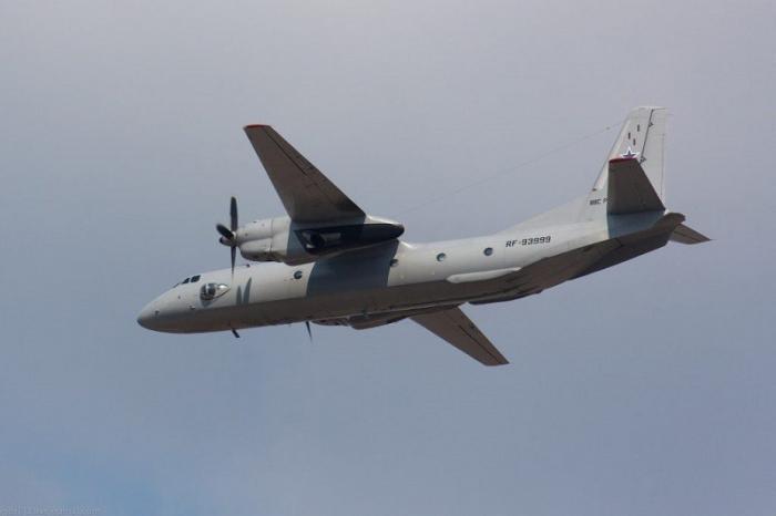Конго. Самолет с российским экипажем разбился