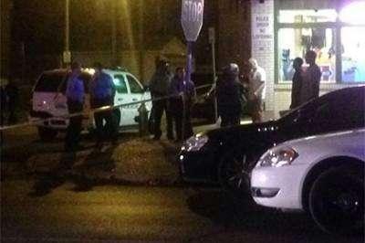 Полицейский в Сент-Луисе выстрелил в подростка 17 раз
