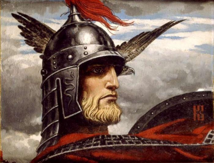 Удел касты воинов – защищать Расу