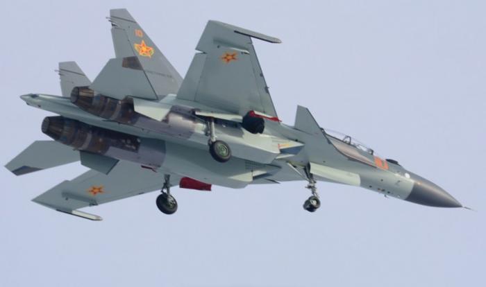 ВВС Казахстана получили очередную партию многофункциональных истребителей Су-30СМ