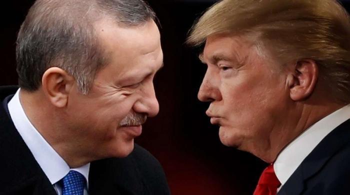Телефонный разговор Трампа и Эрдогана о Сирии привел к «катастрофе»