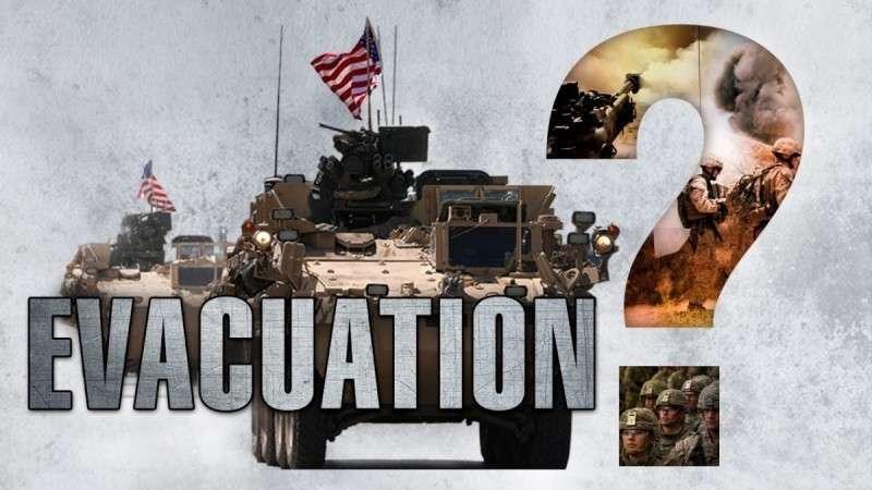 Сирия: США эвакуируют базу Ат-Танф