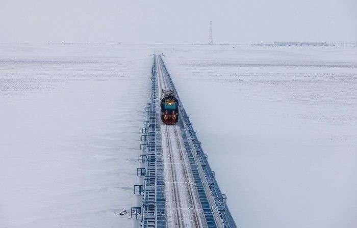 Бованенково— новый этап газовой отрасли России