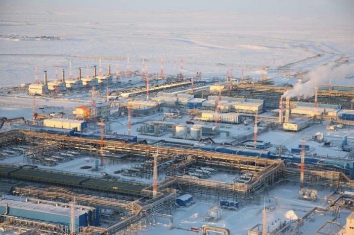 Газовый промысел Бованенково– новый этап газовой отрасли России