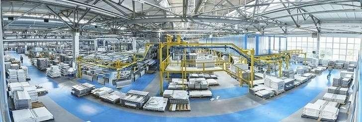 Cоздан крупнейший вЕвропе промышленный кластер попроизводству отопительных приборов