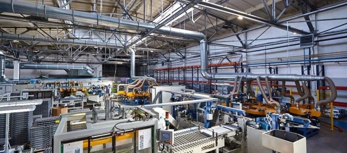 В России создан крупнейший вЕвропе промышленный кластер попроизводству отопительных приборов