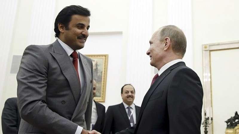 Катар отворачивается от США и делает ставку на Россию