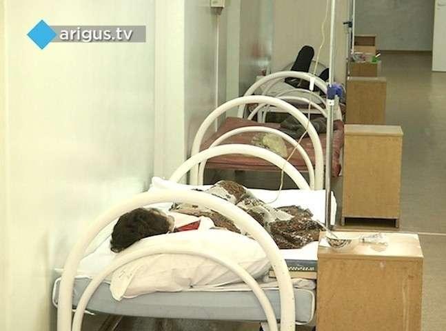 Россия по количеству больниц вернулась в 1932 год. Длиннопост, Россия, Больница, Сокращение, Негатив