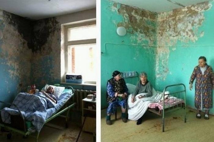 Россия по количеству больниц вернулась в 1932 год