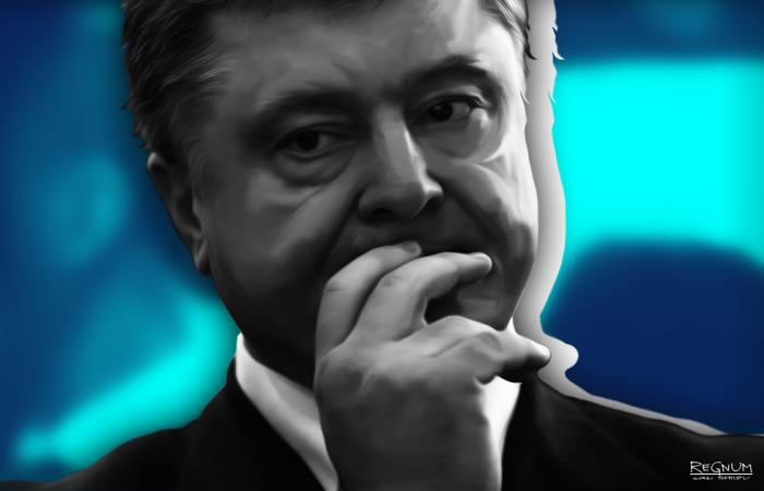 Сможет ли Порошенко проскочить между США и Англией и остаться живым?