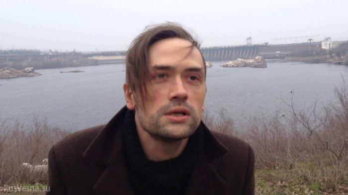 Актёр Пашинин тихо сходит с ума в Одессе