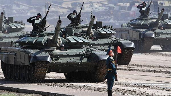 Кто в мире русское оружие предпочел американскому?