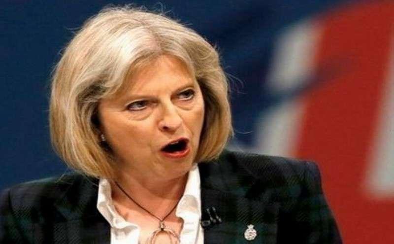 Тереза Мэй обвинила Россию в оккупации Сирии и поблагодарила армию Британии за защиту от Кремля
