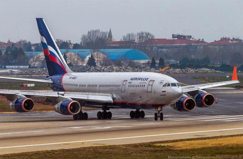 Что не так с Ил-96, почему на нём летает только Владимир Путин?