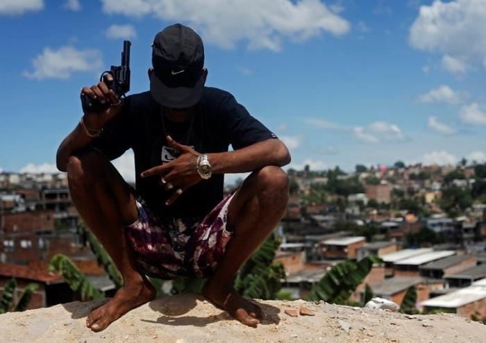 Бандитов в Бразилии будут убивать на месте