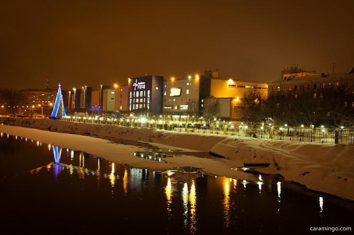 В Иванове заработала «умная» система уличного освещения, город стал в 5 раз светлее