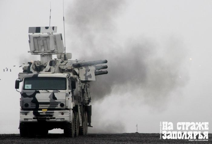 Отражение ракетной атаки Израиля связали с русским ЗРК под Дамаском