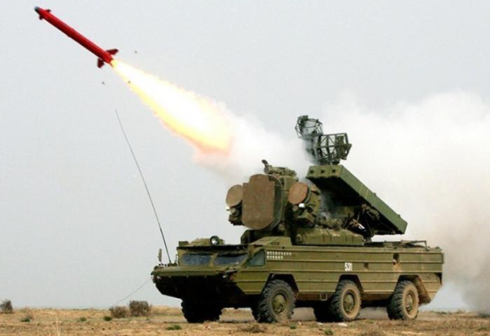 Йемен. сбит современный ударный беспилотник при помощи старой советской ракеты