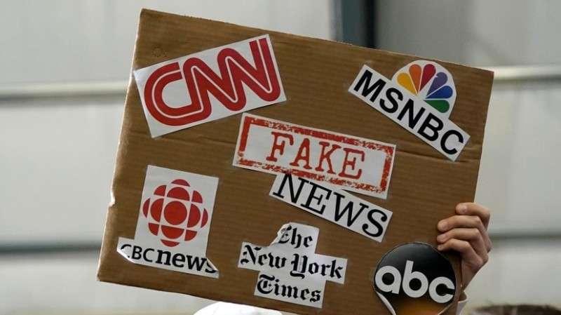 Почему фейковые новости стали нормой для американских СМИ?