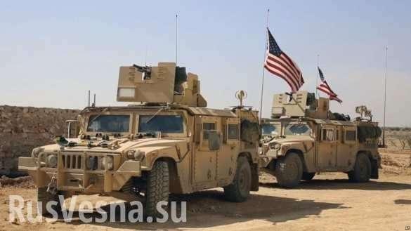 Сирия: что изменится после «ухода» войск США? | Русская весна