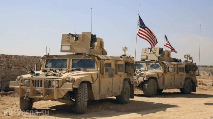 Сирия: что изменится после «ухода» войск США?