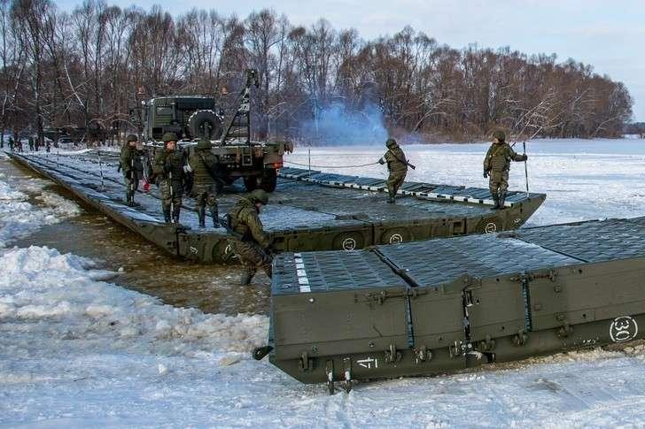 НаСеверном флоте создан морской инженерный полк для работы вАрктике