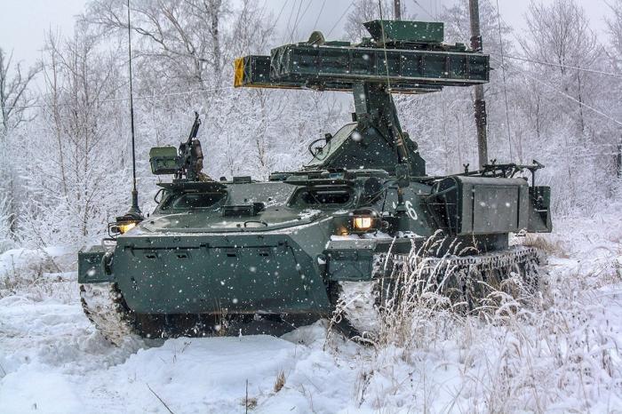 Новейшие средства ПВО осваивают в106-й гвардейской воздушно-десантной Тульской дивизии