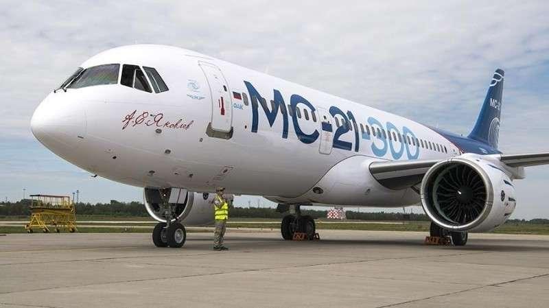Иркутский авиазавод приступил к сборке серийных лайнеров МС-21