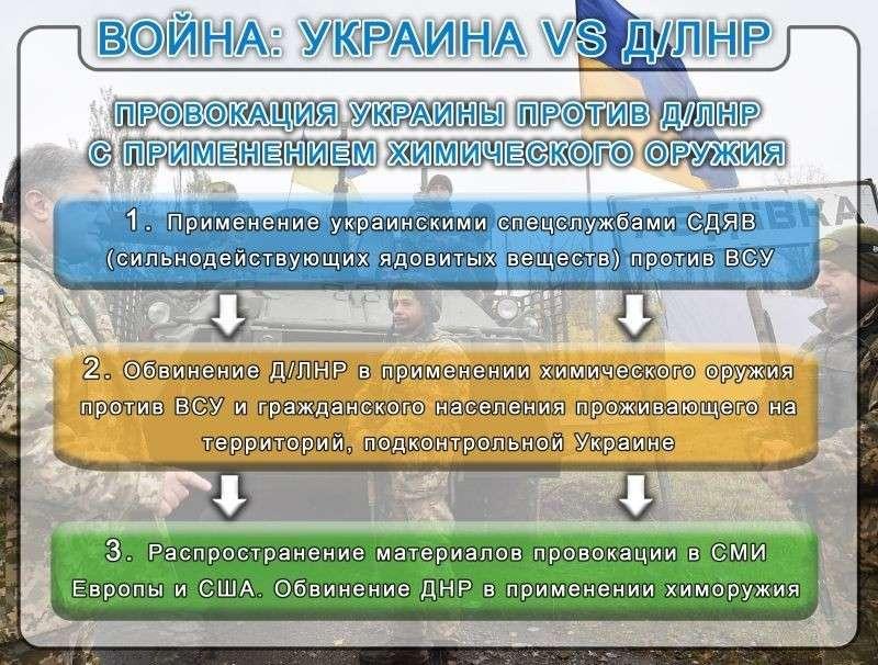 «КиберБеркут» опубликовал планы Украины по провокациям против России, ДНР и ЛНР