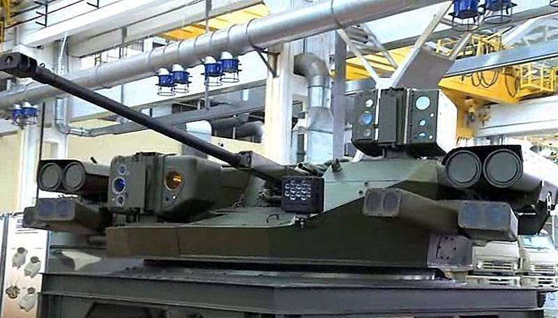 Россия активно разрабатывает перспективные роботизированные боевые комплексы