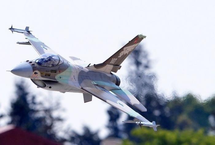 ВВС Израиля атаковали Сирию под прикрытием пассажирских лайнеров
