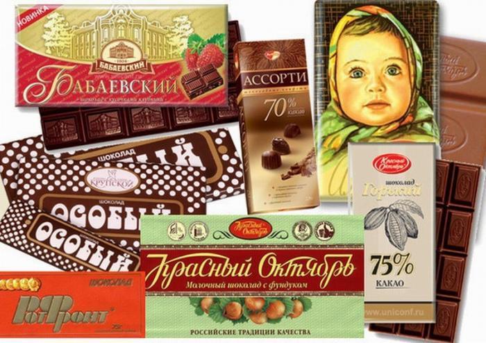 «Объединенные кондитеры» – крупнейший в России экспортер кондитерских изделий