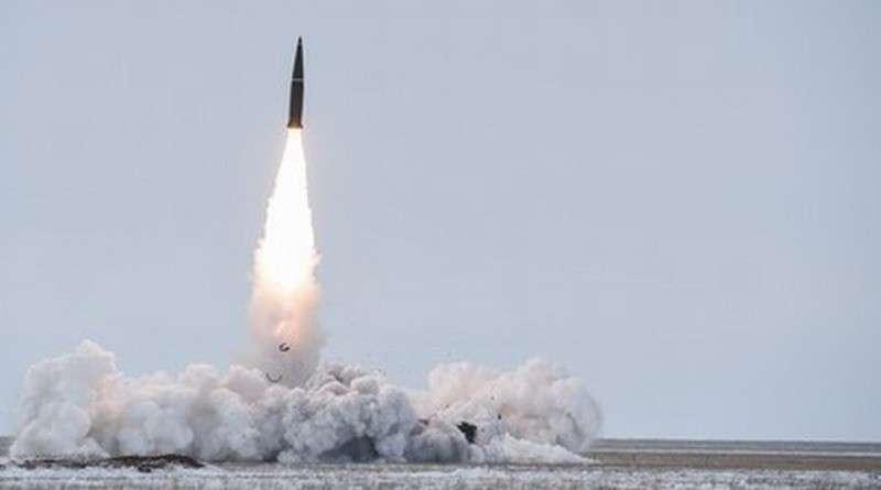 Владимир Путин объявил о появлении в России нового вида стратегического оружия