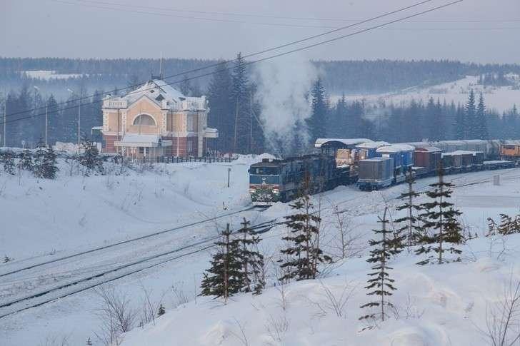 ВЯкутии завершили строительство железной дороги Беркакит— Томмот— Якутск